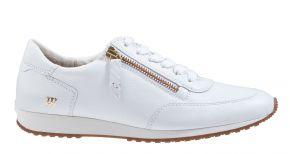 Paul Green 4979-138 wit leer sneaker