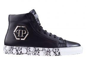 Philipp Plein MSC2830 zwart Lo-Top sneaker