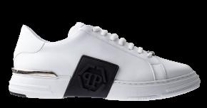 Philipp Plein MSC2852 wit Lo-Top sneaker