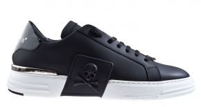 Philipp Plein MSC2853 zwart Lo-Top sneaker