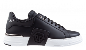Philipp Plein MSC 3056 zwart Phantom Kicks Lo-Top Sneaker