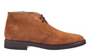 Soldini 17671 cognac suède desert boot