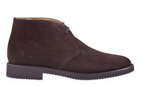 Soldini 17671 bruin suède desert boot