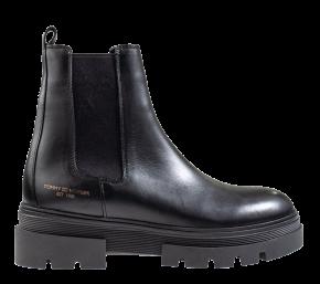 Tommy Hilfiger Monochromatic Chelsea zwart Boot
