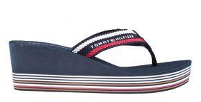 Tommy Hilfiger Stripy Wedge Beach Sandal